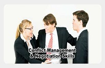 Conflict and Negotiation Skills