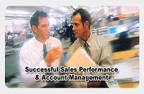 Successful Sales Performance & Account Management