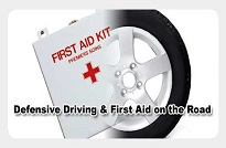 Defensive Driving & First-Aid on the Road
