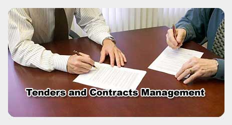 Tenders & Contracts Management